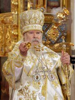 Ortodoxe patriarken far allt storre makt i ryssland